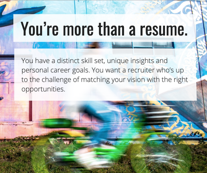 At Proliance Consulting, you're more than a resume.